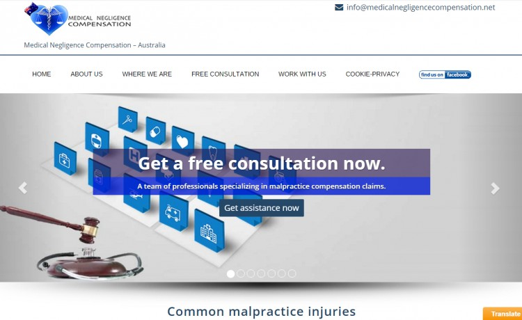 Medical Negligence Compensation Australia